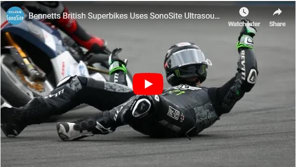 How Bennetts British Super Bikes Uses Ultrasound
